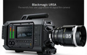 NAB 2014 – Blackmagic Design Announces The URSA 4K Camera