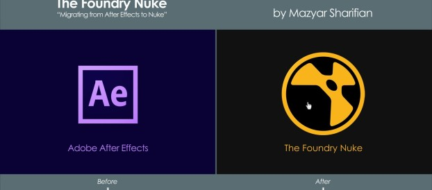 Migrating from After Effects to Nuke