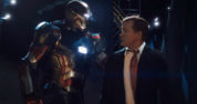 "Weta Digital's Behind The Scenes Video for ""Iron Man 3″"