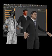 Make Human – Free 3D CG Character Creation Software