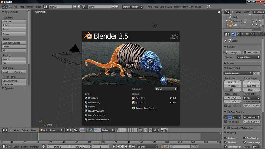 Blender2b