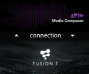 Fusion to Avid Connection plug-in