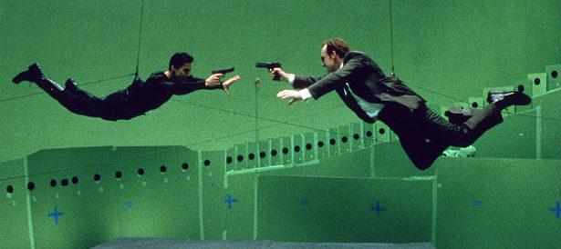 The Matrix – Bullet-time
