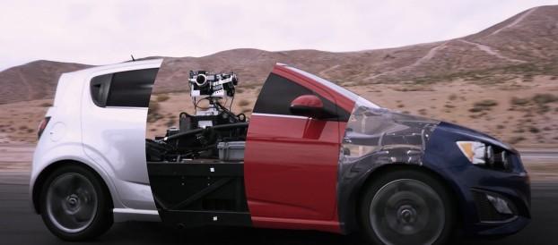 The Mills Blackbird Car Rig