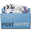 Post Haste the free file structure organiser